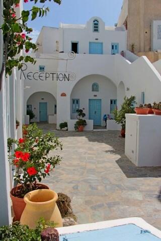 facilities aethrio hotel courtyard