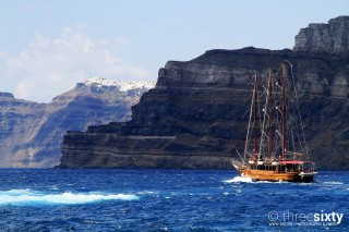 santorini island aethrio hotel excursion